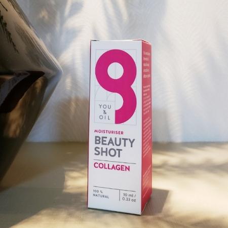 Beauty shot estimulador de colágeno - You & Oil - Arte da Cosmética