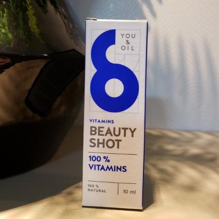 Sérum facial vitaminas
