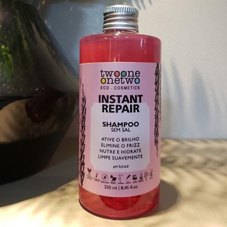 Shampoo reparação instantânea