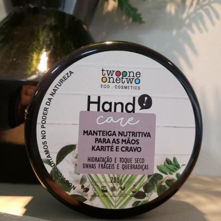 Manteiga nutritiva para mãos - Twoone - Arte da Cosmética