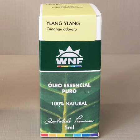 Óleo essencial de Ylang Ylang - ARTE DA COSMÉTICA