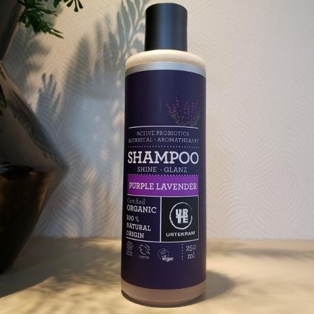Shampoo orgânico brilho intenso lavanda - ARTE DA COSMÉTICA