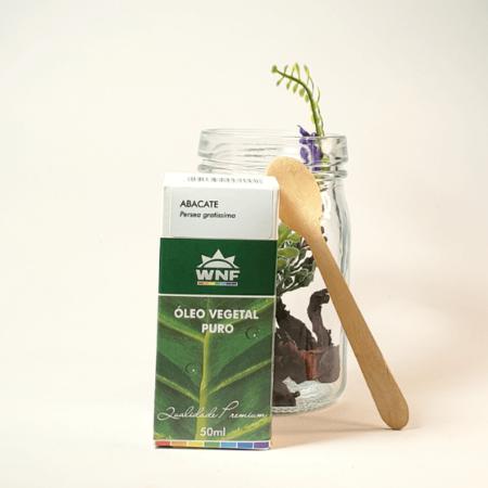 Óleo natural e vegano de abacate - ARTE DA COSMÉTICA