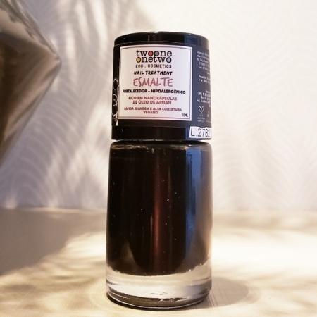 Esmalte de Tratamento Black Onix - ARTE DA COSMÉTICA