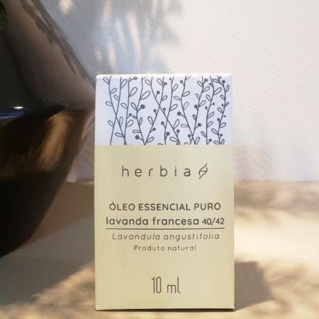 Óleo essencial de lavanda 10mL - Herbia - ARTE DA COSMÉTICA