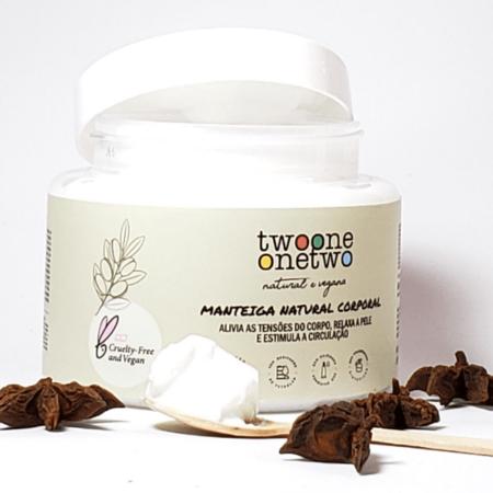 Manteiga nutritiva para o corpo - Twoone - Arte da Cosmética